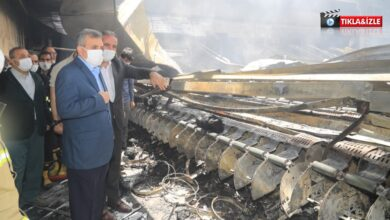 Photo of Büyükşehir İtfaiyeden Çıkan Yangına Anında Müdahale