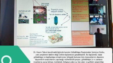 Photo of HRÜ'de Heyecanlandıran Bilimsel Gelişme
