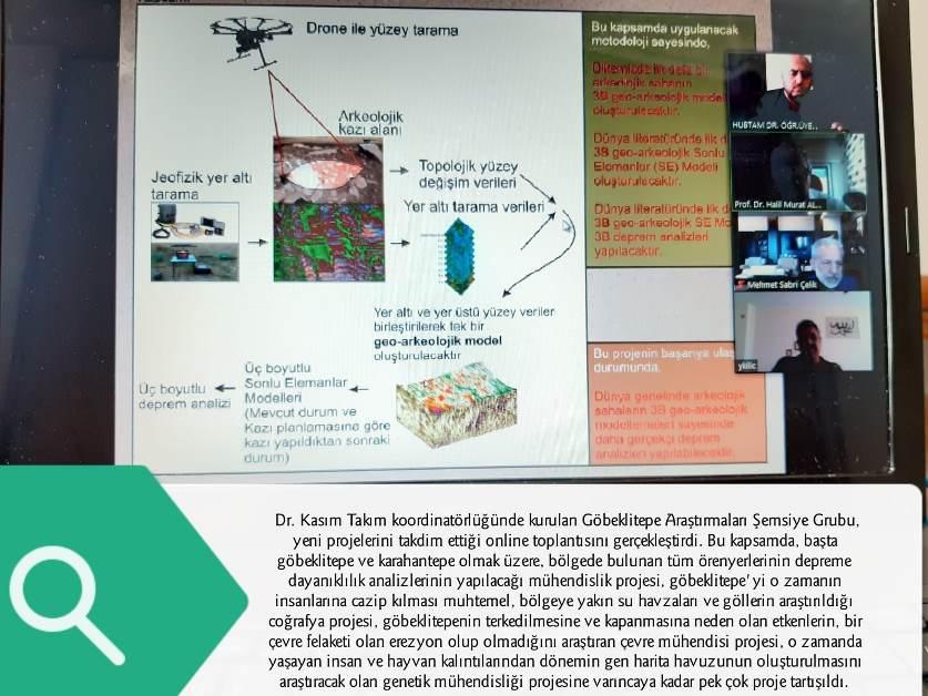 HRÜ'de Heyecanlandıran Bilimsel Gelişme