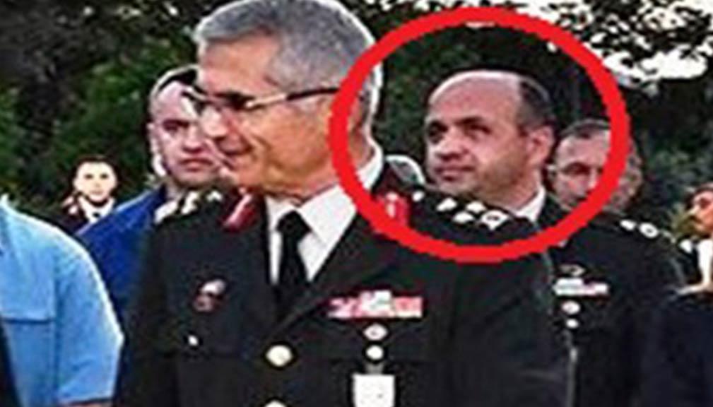 Emir Subayı FETÖ'den Tutuklandı