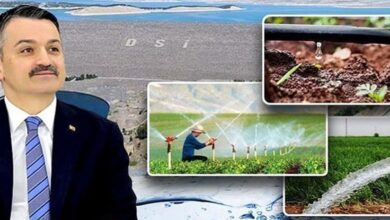 Photo of 25 Sulama Projesi TOKİ Tarafından Yapılacak