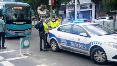 Photo of Urfa'da Polis Fazla Yolcu Alan Sürcülere Ceza Kesti