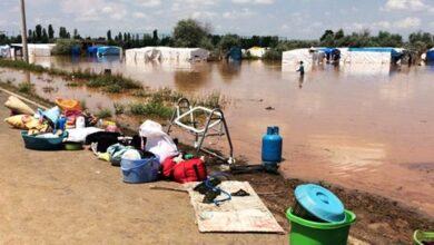 Photo of Urfalı Mevsimlik Tarım İşçileri Sular Altında Kaldı