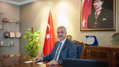 Photo of Başkan Peltek Ramazan Bayramı'nı Kutladı