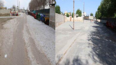 Photo of Canpolat'la Haliliye Kırsalının Çehresi Değişiyor