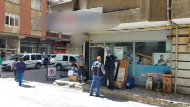 Photo of Kargo Şubesine Silahlı Saldırı