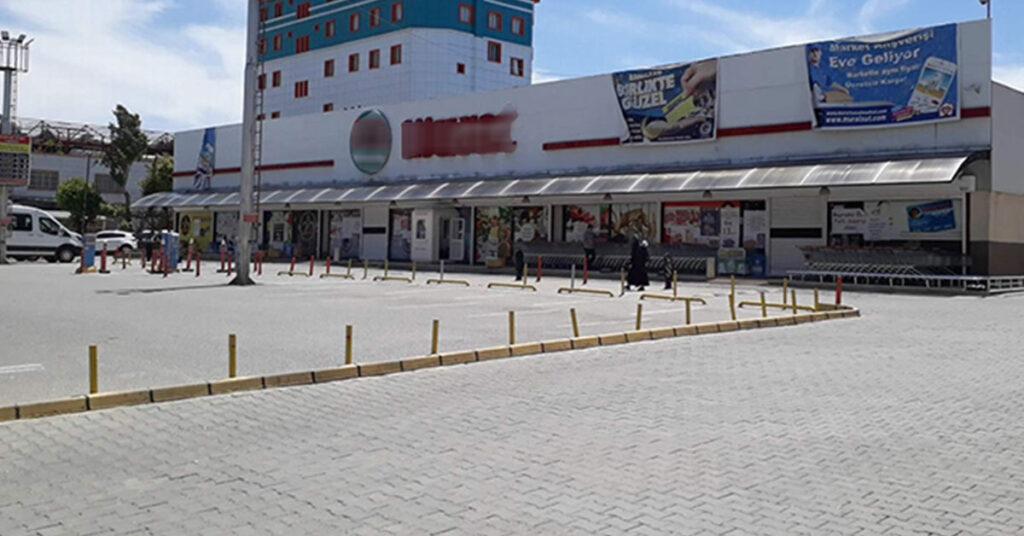 Market Çalışanları Koronaya Yakalandı