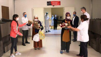 Photo of Urfa'da Koronavirüsü Yenen 5 Kişi Taburcu Oldu