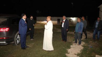 Photo of Başkan Özyavuz Harranlıları Evlerinde Ziyaret Etti