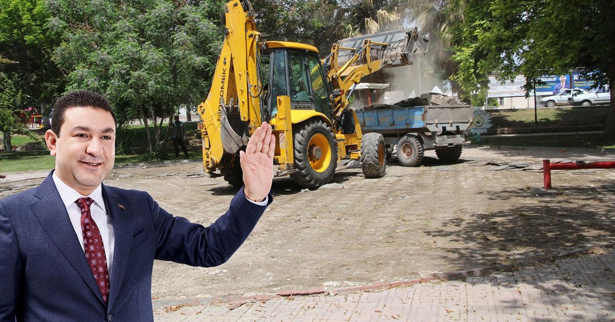 Harran Belediye Başkanı Mahmut Özyavuz
