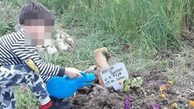 Photo of Eski futbolcu, oğlunu boğarak öldürdü