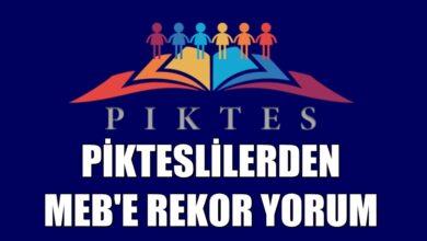 Photo of PİKTES Öğretmenlerinden MEB'e Rekor Yorum