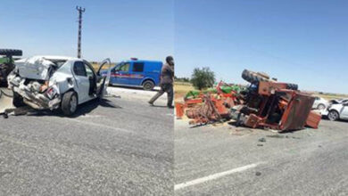 Photo of Şanlıurfa'da Zincirleme Kaza! Çok Sayıda Yaralı Var