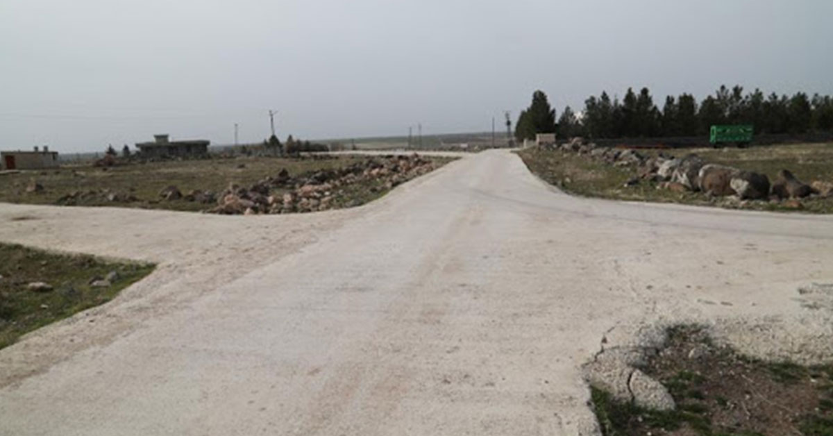 Şanlıurfa Uzunziyaret Köyü
