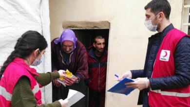Photo of Şanlıurfa'da 204 bin Eve 1.000 TL Yardım Yapıldı