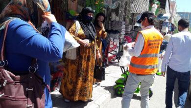 Photo of Şanlıurfa Valiliği bir haftada 1 milyon 150 bin maske dağıttı