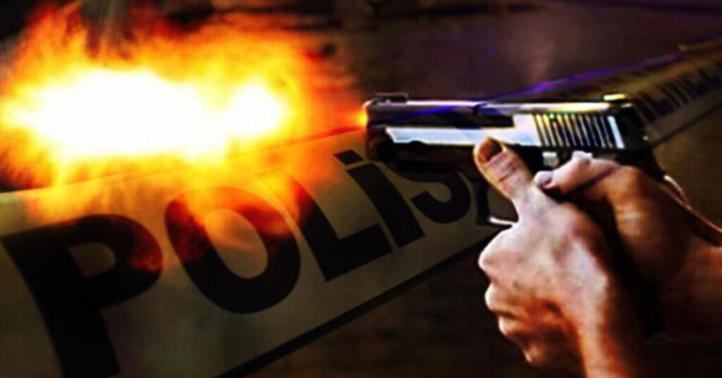 Bakkala Silahlı Saldırı