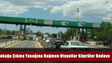 Photo of Bayramda Sokağa Çıkma Yasağı Var