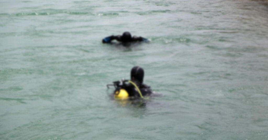Sulama Kanalı Ceset