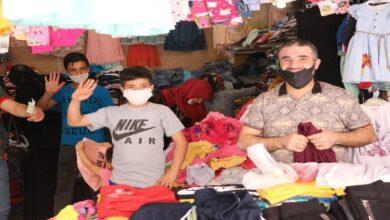 Photo of Yaşıtları Gezerken O Bayram Harçlığını Çıkartmaya Çalıştı