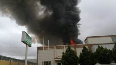 Photo of Urfa'da İplik Fabrikasında Korkutan Yangın