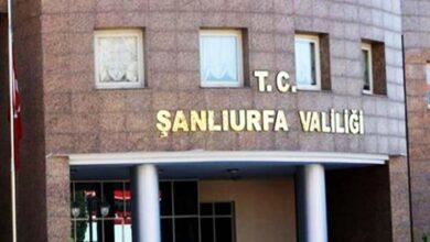 Photo of Şanlıurfa'da 12 Yer Karantinaya Alındı