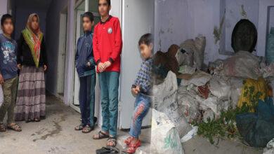 Photo of Şanlıurfa'da Yaşayan Çaresiz Aile, Çocuklarını Yurda Verecek