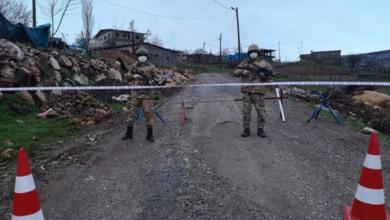 Photo of Şanlıurfa'da 1 Köy, 1 Sokak ve Onlarca Bina Karantinaya Alındı