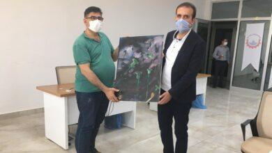 Photo of Urfa Yeşilay'dan Yapıcıer'e Anlamlı Hediye