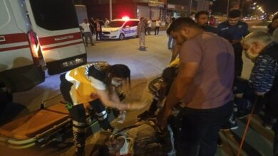 Photo of Ceylanpınar'da Kaza: 1 Yaralı