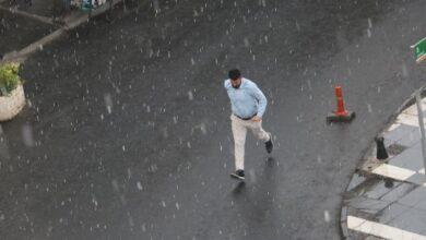 Photo of Kısıtlama Sonrası Dışarı Çıkanlar Yağmura Yakalandı