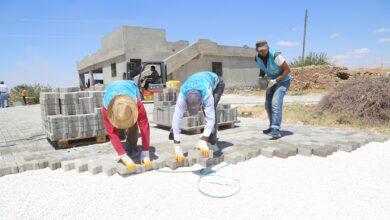 Photo of Eyyübiye Belediyesi Dur Durak Demeden Çalışıyor