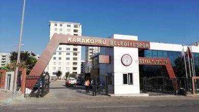 Photo of Karaköprü Belediyespor Topbaşı Yapıyor
