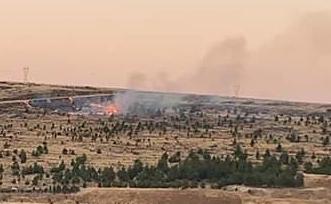 Photo of Urfa'da Orman Yangını; Olay Yerine İtfaiye Sevk Edildi