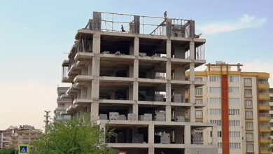 Photo of Şanlıurfa'da İşçilerin Tehlikeli Çalışması Korkuttu