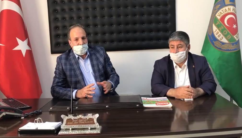 Şanlıurfa Milletvekili Halil Özcan