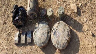 Photo of Şanlıurfa Sınırında 68 Kg Patlayıcı Yakalandı