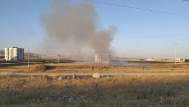 Photo of Şanlıurfa'da Bir Anız Yangını Daha