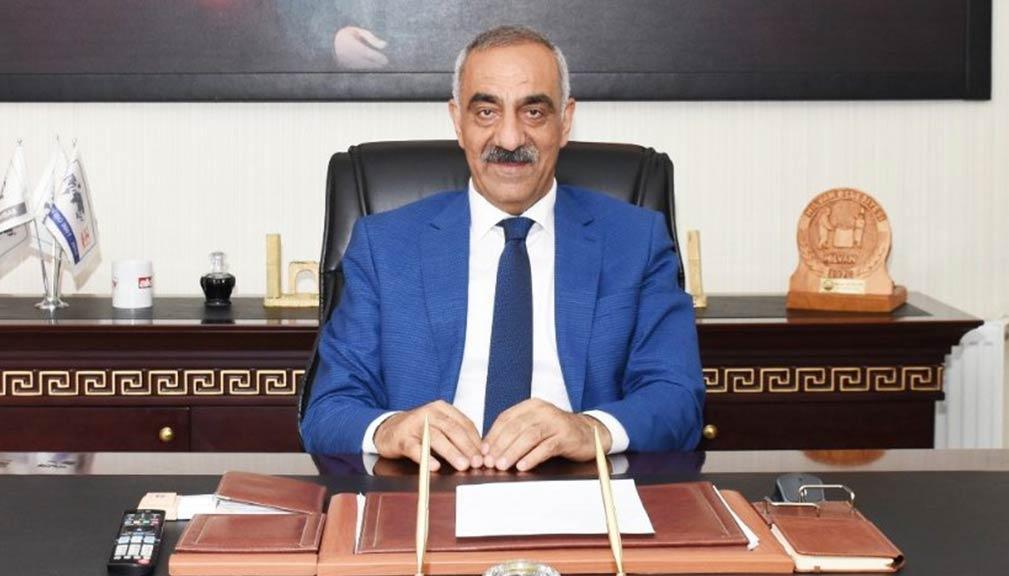 Şanlıurfa belediye başkanı korona