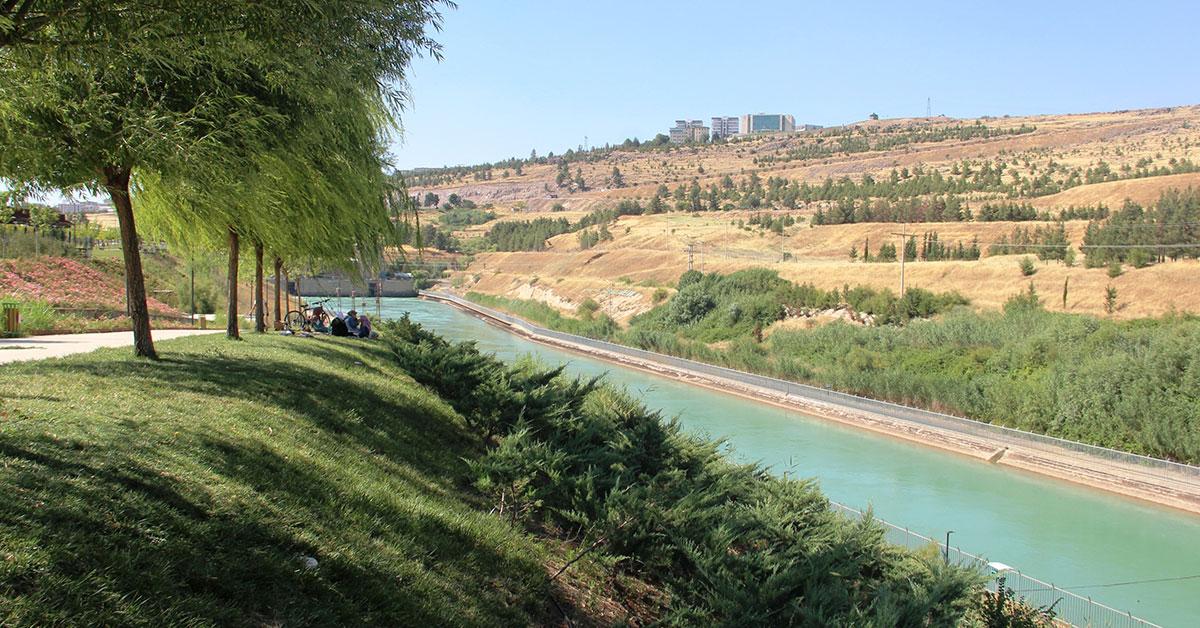 Şanllıurfa Sulama Kanalı Boğulma