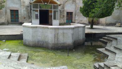 Photo of Şanlıurfa'daki Bu Cami Pislik İçinde Yüzüyor