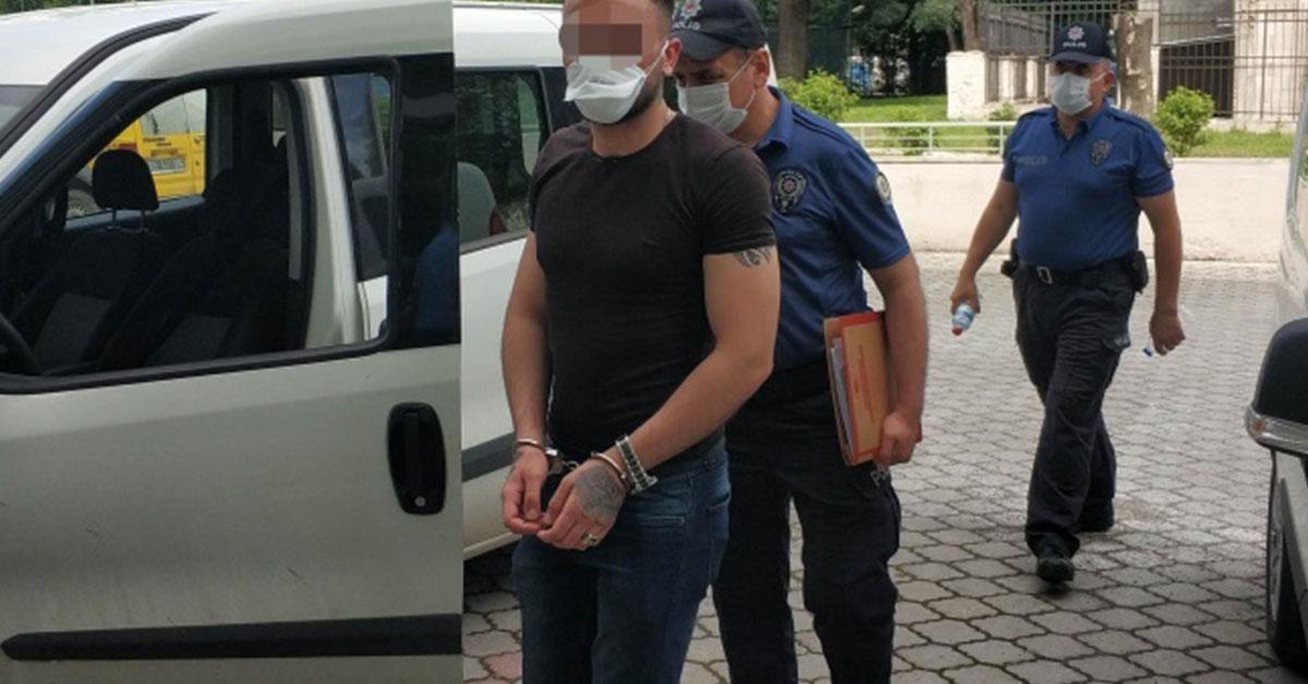 Dap Etti Tutuklandı