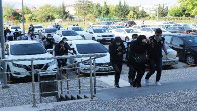 Photo of 8 İlde Dolandırıcılık Çetesi Çökertildi: Aralarında Urfa'da Var