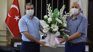 Photo of Harran Üniversitesi'ne Yeni Dekan Atandı