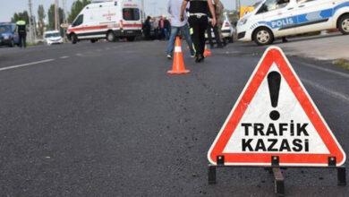 Photo of Şanlıurfa'da Trafik Kazası! 7 Yaralı