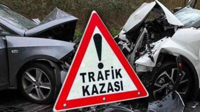 Photo of Şanlıurfa'da Arabalar Çarpıştı! 2'si Çocuk 4 Yaralı
