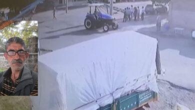 Photo of Şanlıurfa'da Korkunç Kaza! Yolda Yürürken Öldü