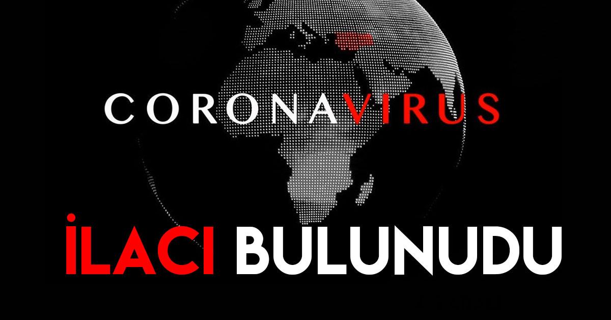 Korona Virüs İlacı Bulundu