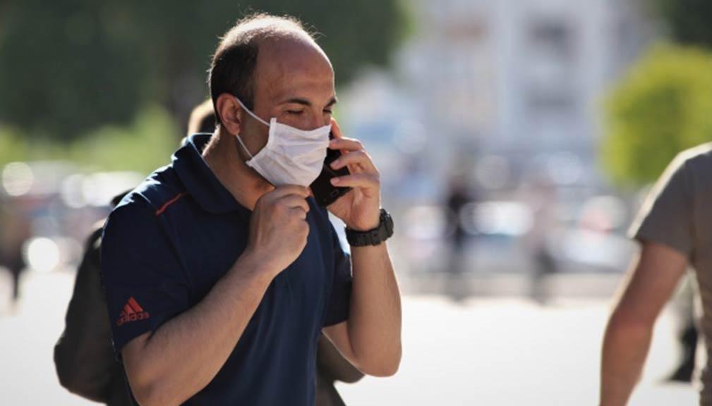 Dünya Sağlık Örgütü Maske