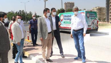 Photo of Karaköprü'deki O Bulvar Trafiğe Açılacak